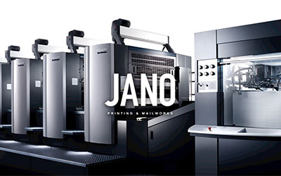 JANO Printing & Mailworks Increases Color Consistency with Lithec LithoFlash