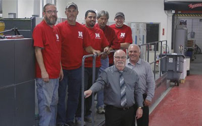University of Nebraska-Lincoln Adopts Inline Color Control with Lithec LithoFlash
